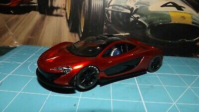 SCALEXTRIC McLAREN P1 Car With Great Lights ! • 11.99£