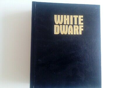 White Dwarf, Weekly Edition, Issues 105-117, In Decorative Folder • 17£