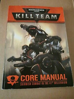 Kill Team Core Manual - Rule Book - New • 6.70£