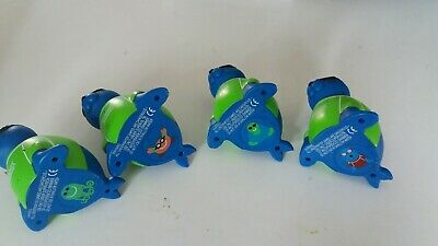 Zoggs Zoggy Search & Rescue Dive Seals • 8£