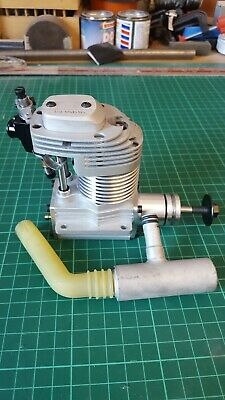 Laser 75FS 4 Stroke Rc Engine With Fuel And Accessories • 79£