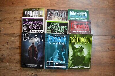 Collection Of Call Of Cthulhu Fiction, Chaosium, (Used, Paperback) • 8£