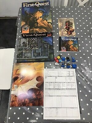 Advance Dungeons And Dragons First Quest • 2.50£