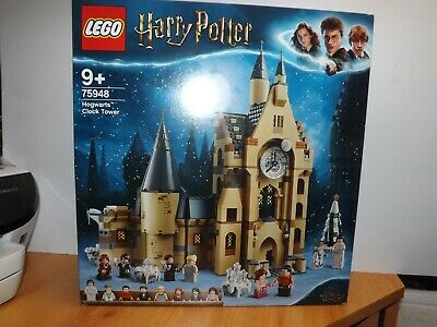 Lego 75948 - Harry Potter - Hogwarts Clock Tower - Brand New & Sealed • 82£