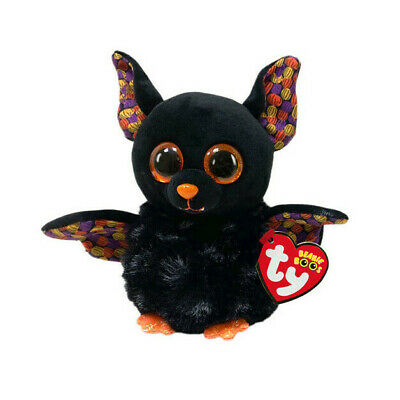 Ty Beanie Babies Boos Rader Bat Halloween 2020 Plush Soft Toy New With Tags • 8.95£