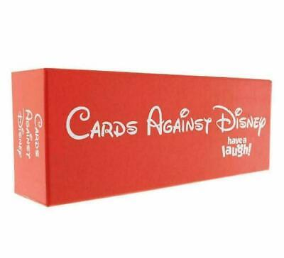 Cards Against Disney 828 Card Games Adult Party Game Your Childhood Table Box UK • 38.97£