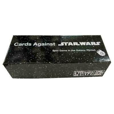 Cards Against Starwars Card Party Adult Game Board Games Star Wars Table Box UK • 18.98£