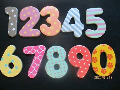 MAGNETIC NUMBERS & SYMBOLS Maths Magnets 90 Pieces BNIB • 2£
