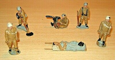 GERMAN Plastic Soldiers X6 Inc. Stretcher & Bearers - Presume TIMPO  • 4.99£