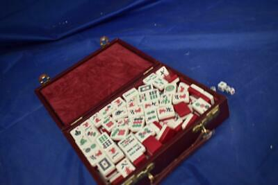 Mahjong Set With Case • 4.99£