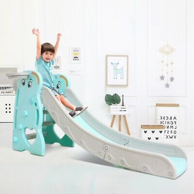 Children's Slide Basketball Frame Climbing Stairs Unisex Indoor And Outdoor Use • 53.98£