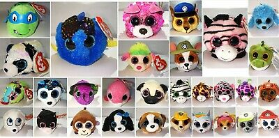 Ty Teeny Tys - Multiple Designs Available Inc Paw Patrol, Wild Animals, Pets • 3£