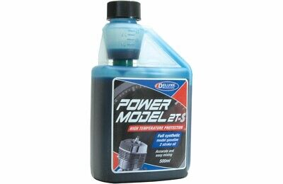 Deluxe Materials Power Model 2T-S Oil (500ml) V-LU01 • 23.99£