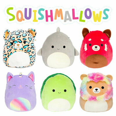 Squishmallows 7.5-Inch Plush *Choose Your Favourite* • 9.99£