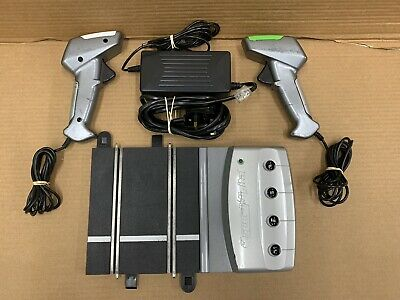 Scalextric Digital Power Base For 4 Cars, 2 Controllers And Power Pack (lot:1db) • 5.50£