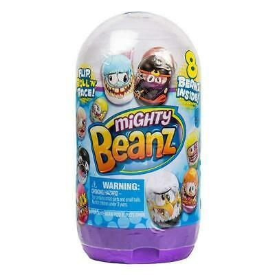 Mighty Beanz 8 Pack Slam Pack - Series 1 - New • 9.99£