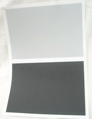 No 62  Black & Grey Sheet For Windows Crests Clear Waterslide Decals For Code 3  • 3.50£