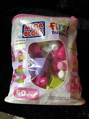 Mega Bloks First Builders - Big Building Bag • 1.20£