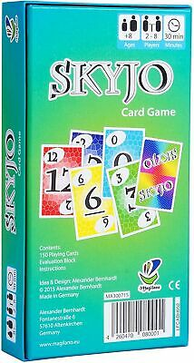 Magilano Skyjo - The Entertaining Card Game For Kids And Adults • 9.99£