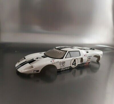 Scalextric Ford GT40 Body Shell C77 With Driver • 10£