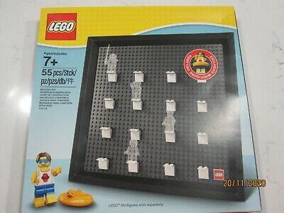 Lego. Minifigures Picture/display Frame. 55 Pieces. New. • 7.50£