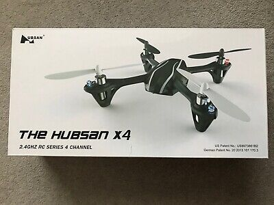 Hubsan X4 2.4ghz Rc Series 4 Channel • 17.99£