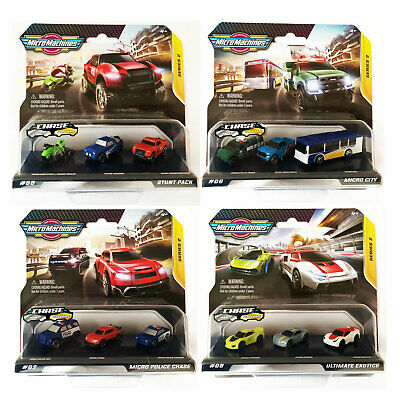 Micro Machines Starter Pack *Choose Your Favourite* • 7.99£