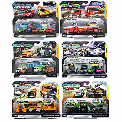 Micro Machines World Packs *Choose Your Favourite* • 10.99£