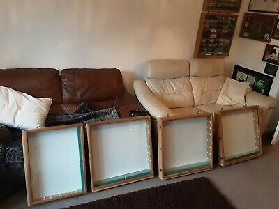 Model Cars Wooden Display Cabinets • 10£