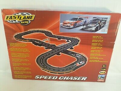 Race Track Fast Lane Racing Speed Chaser (FOX) • 3.99£