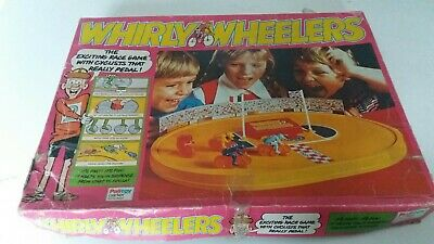 Palitoy Whirly Wheelers Boxed, Working,very Good Condition.complete!!!! • 250£