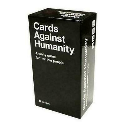 Party Hot Game Cards Against Humanity UK Edition2.0 600 Card Full Base Set Pack • 19.98£