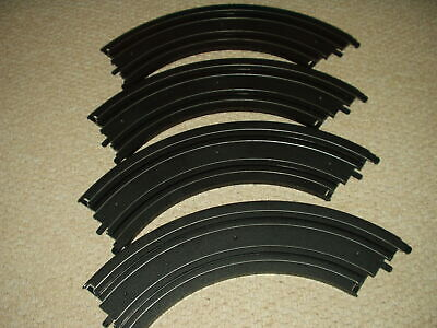 Micro Scalextric- CURVES X 4 • 3.99£