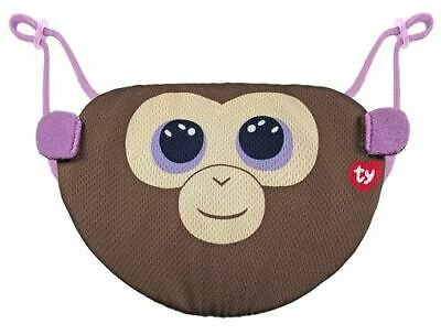 TY Coconut Monkey Face Mask Cover • 8.99£