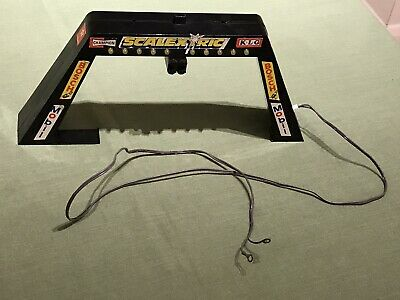 Scalextric Classic Track Start Light Gantry C209 With Original Power Cable • 6.49£