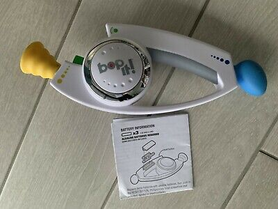 Bop It Toy Game With Instructions & Batteries - Score Reset • 4.99£