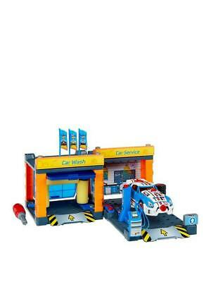 Hot Wheels Car Repair Station With Car Wash • 21£