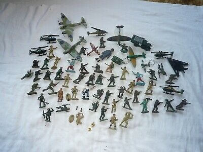 War / Army Toys . Old & Modern . Toy Soldiers Etc . Crescent , Britains Etc • 4.99£