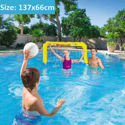 PVC Inflatable Water Floating Handball Adult Children Swimming Pool Game Toy  • 20.26£