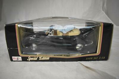 Maisto BMW 502 (1955) Special Edition Die Cast Metal With Plastic Parts In Box • 4.99£