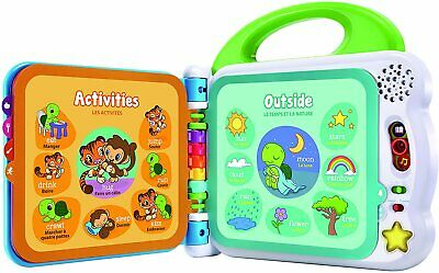LeapFrog 601503 Learning Friends 100 Words Baby Book Educational  • 19.99£