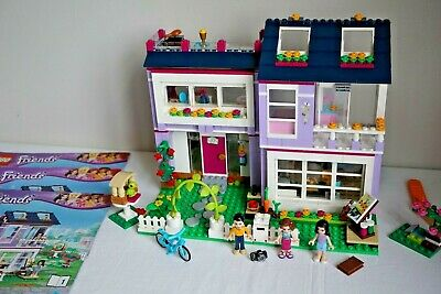 LEGO Friends 41095 - EMMA'S HOUSE + Instructions • 44.99£