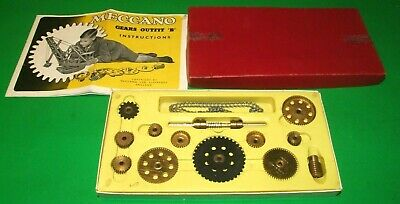 Meccano Gears Outfit B  • 9£