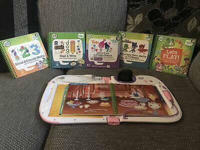 Leapfrog Leapstart 3d And 5 Games • 20£