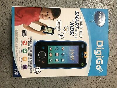 Vtech Digigo Blue But Pen Missing  • 15£