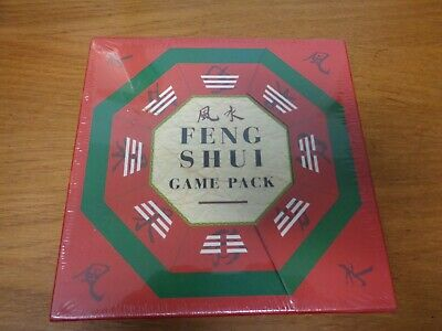 Feng Shui Game Pack,new/sealed, • 4£