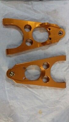 Aowei Yama Buggy Front Lower Suspension Arm - Orange • 60£
