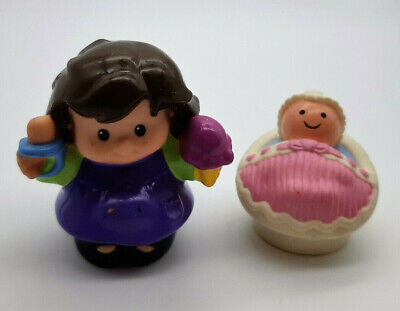 Fisher Price Little People Spare Mother & Baby Figures  • 4.50£