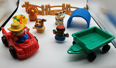 Fisher Price Little People Spare Farm  Figures Animals, Vehicles & Accessories  • 6.99£