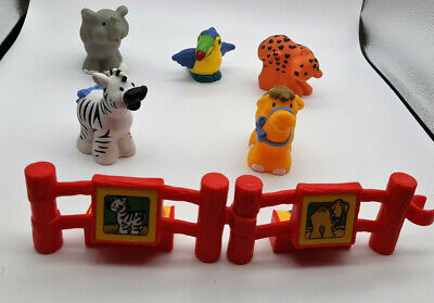 Fisher Price Little People Spare Zoo Animals & Accessories  • 4.99£